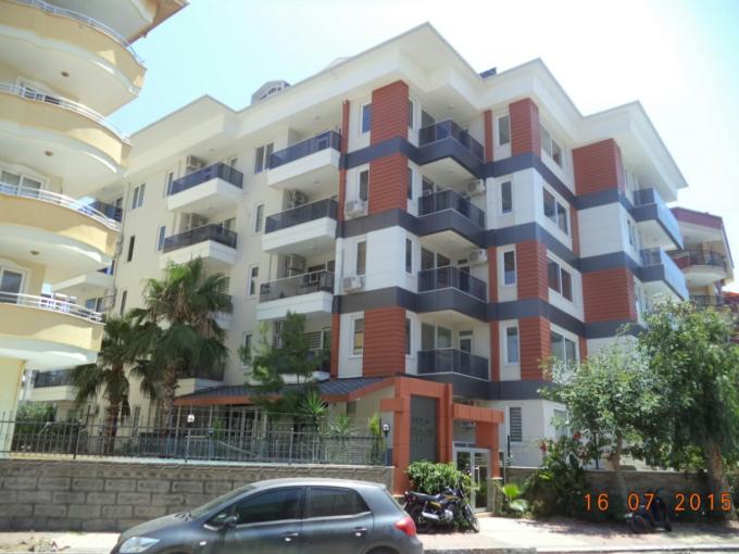 Продажа - Квартира 50 кв.м Алания Турция