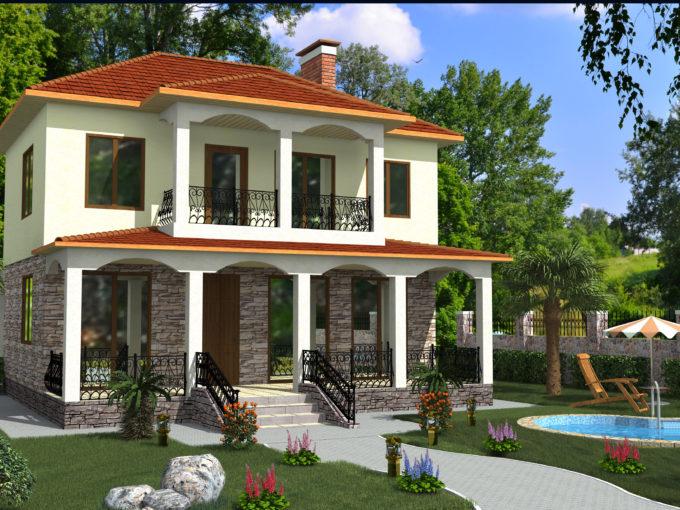 Продажа-комплекс вилл от 360 кв.м ,Гёкова ,Акъяка,Турция