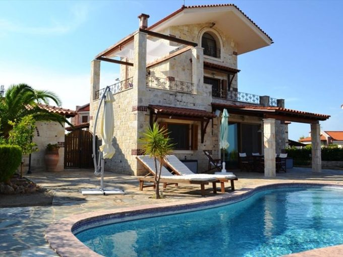 Продажа - Коттедж 150 кв.м, Кассандра, Халкидики, Греция