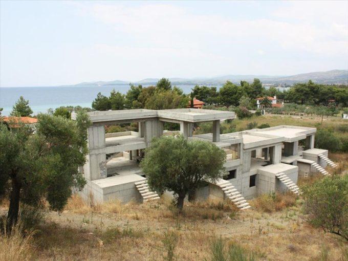 Продажа - Таунхаус 128 кв.м, Ситония, Халкидики, Греция