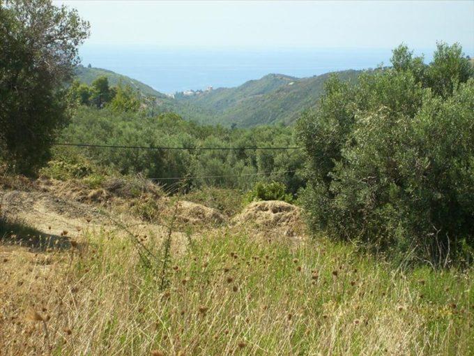 Продажа - Земельный участок 1033 кв.м, Керкира, Керкира, Греция