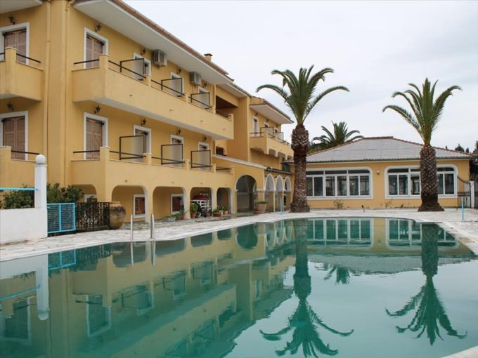 Продажа - Гостиница 1130 кв.м, Керкира, Керкира, Греция