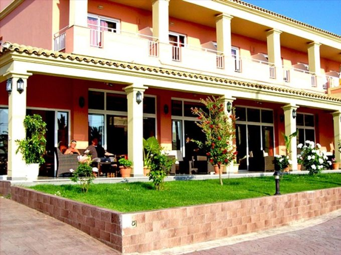 Продажа - Гостиница 1900 кв.м, Керкира, Керкира, Греция