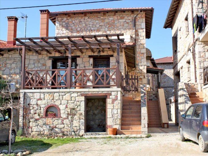 Продажа - Таунхаус 80 кв.м, Ситония, Халкидики, Греция