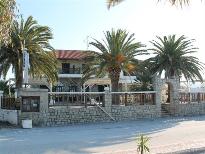 Продажа - Гостиница 460 кв.м, Ситония, Халкидики, Греция