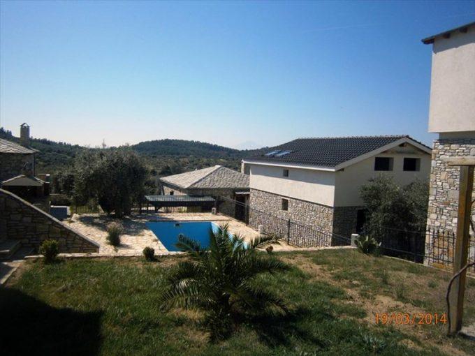 Продажа - Коттедж 125 кв.м, Теологос, Кавала, Греция