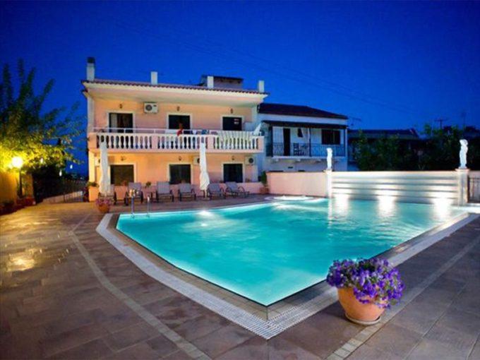 Продажа - Гостиница 400 кв.м, Керкира, Керкира, Греция