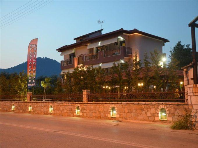 Продажа - Гостиница 215 кв.м, Потамия, Кавала, Греция