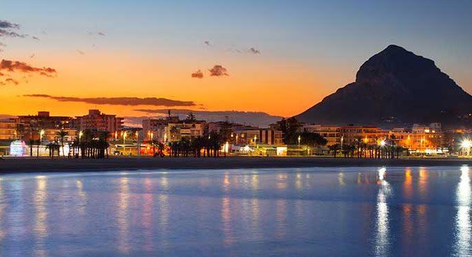 Новые квартиры рядом с пляжем в Коста Бланка, Испания