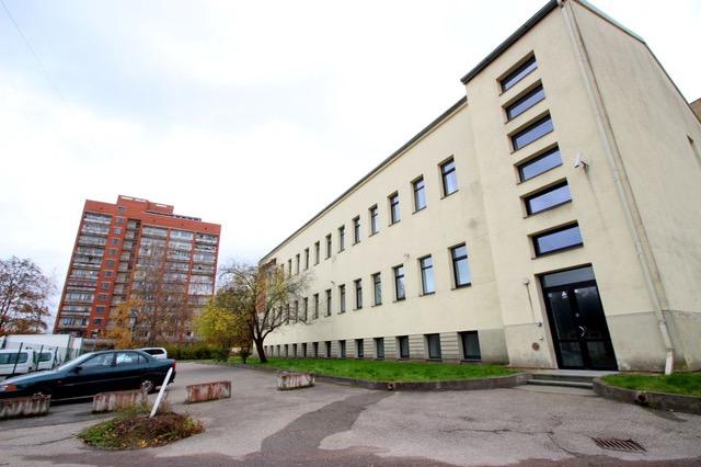 Офисное здание в Риге, Латвия