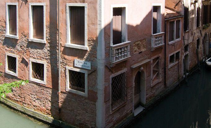 Вилла в Венеции, Италия - архитектура начала 15 век