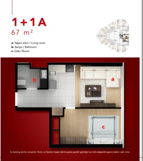 1+1 A 76 m2