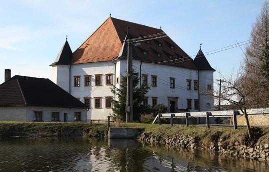 Замок князя Бочека в Чехии