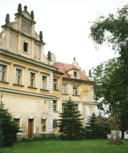 Замок Мшене Лазне в Чехии
