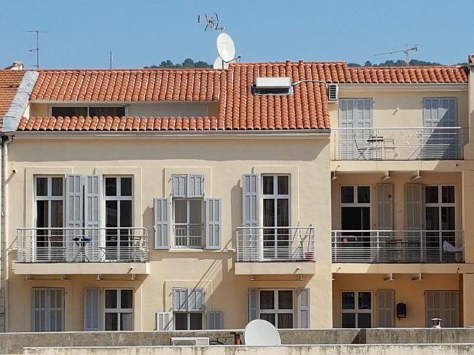 3-х комнатная квартира 70 м.кв в Каннах Франция