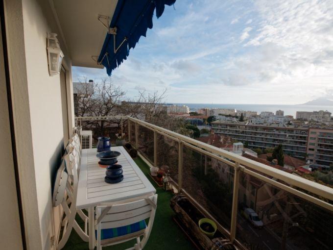 2-х комнатная квартира 73 м.кв в Каннах Франция