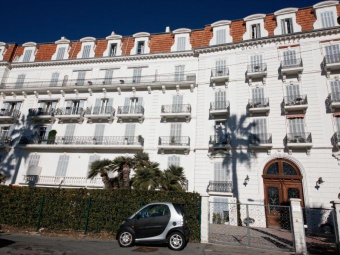 4-х комнатная квартира в Каннах Франция