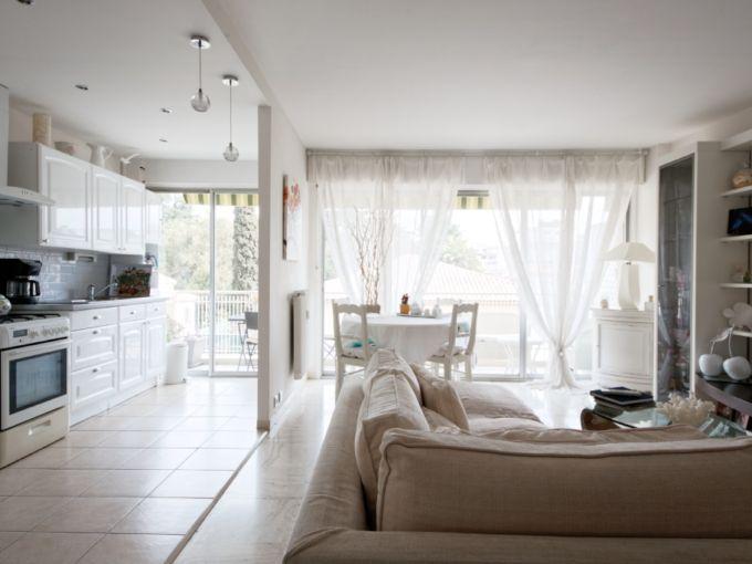 2-х комнатная квартира в Каннах Франция