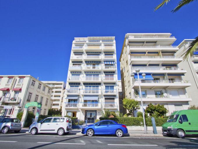 3-х комнатная квартира Ницца Франция