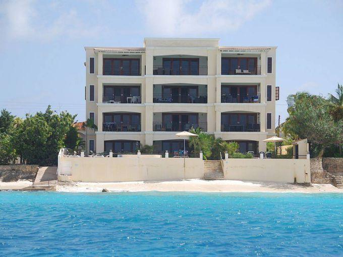 Квартира с шикарным видом на море Бонайре