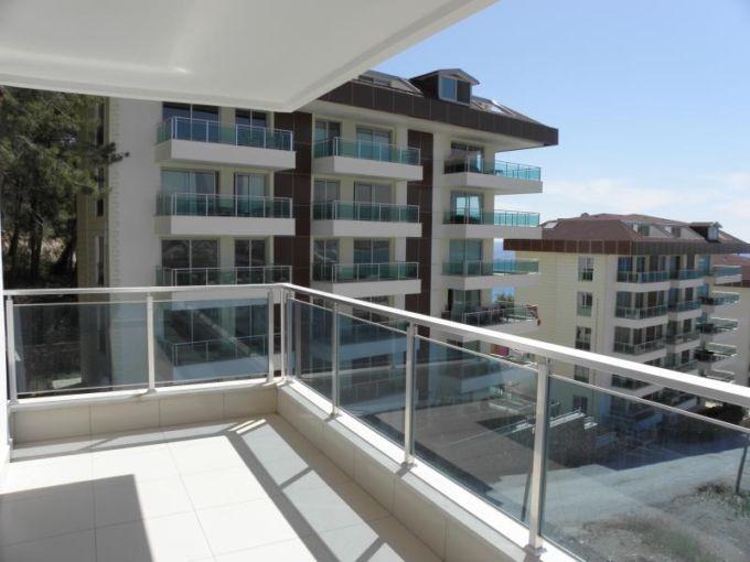 Жилой комплекс построен в Каргыджаке Алания Турция