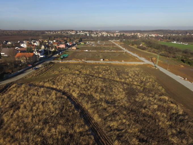 Земельный участок в Праге