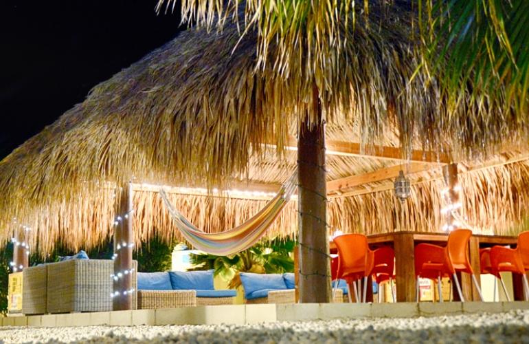 Бутик-отель и семейный дом в центре Кралендейка, Бонайре, Карибские острова