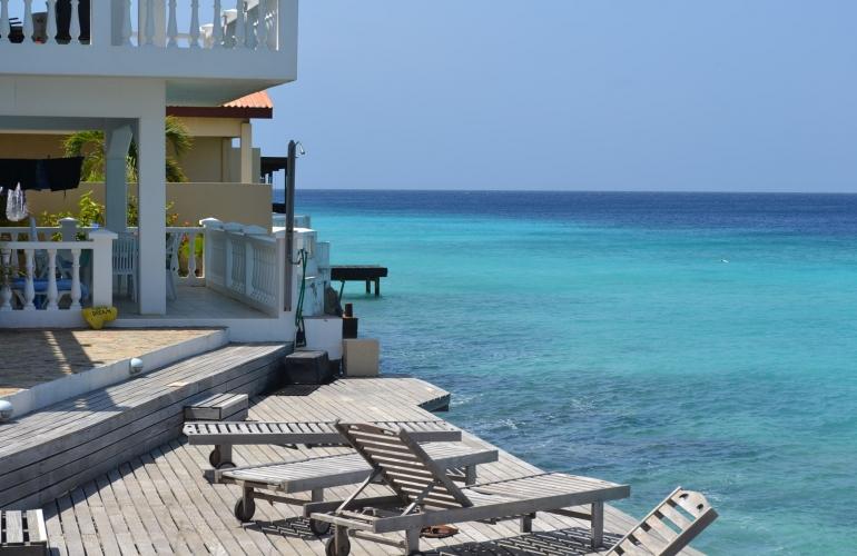 Квартира в престижном районе на берегу моря