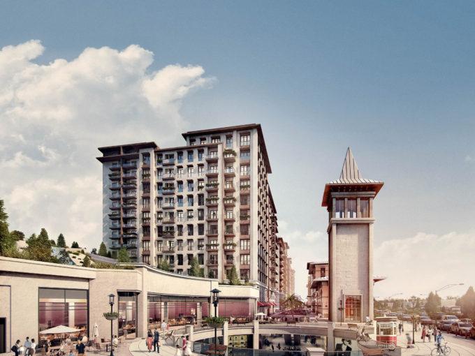 Апартаменты в самом сердце Стамбула