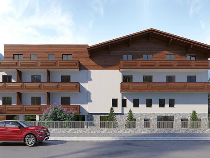 Гостиничный комплекс в Австрии