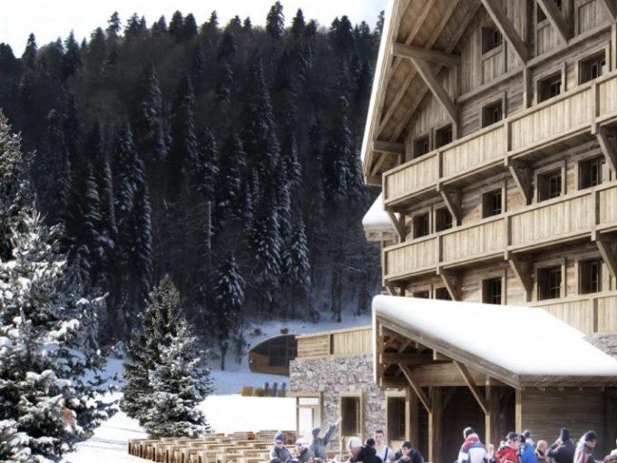Отель Westin - инвестиция для получения гражданства Черногории
