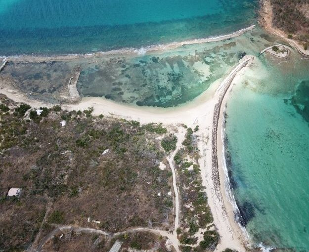 Земля на берегу острова для строительства отеля