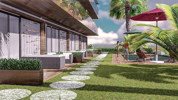 Инвестиционные апартаменты в Бодруме - гражданство для всей семьи и пассивный доход