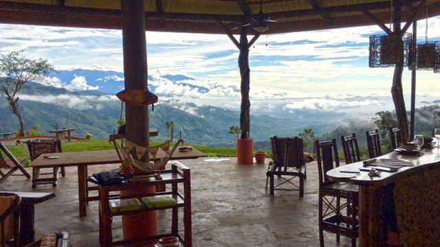 Дом в горах недалеко от Сан-Исидро с прекрасными видами