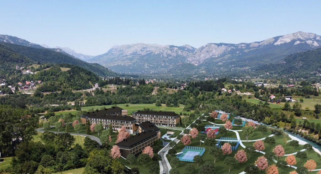Отель Montis Mountain Resort – инвестиция для получения гражданства Черногории