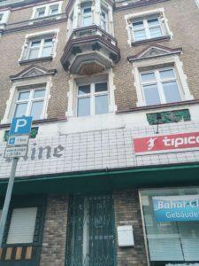 Доходный дом в Германии, в центре города 44652 Herne, 600 м² (участок земли 639 м2)