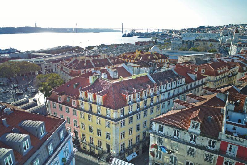 Жилой комплекс Alecrim — Золотая виза Португалии для всей семьи