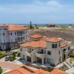 Апартаменты в гольф-комплексе с прекрасным видом на море
